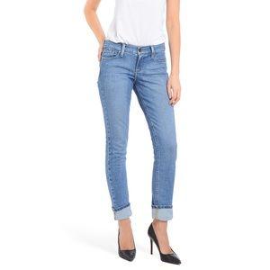 NWOT Mott & Bow Slim Boyfriend Jeans Size 25